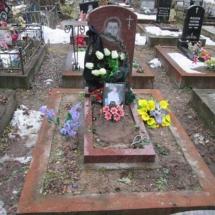 Урновое захоронение - в родственную могилу (2)