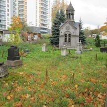 Смоленское Армяно-григорианское кладбище