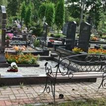 Смоленское православное кладбище СПб