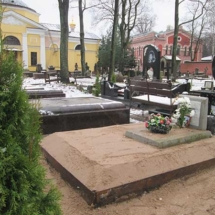 Захоронение гроба на свободное место (1,5 м x 2м)